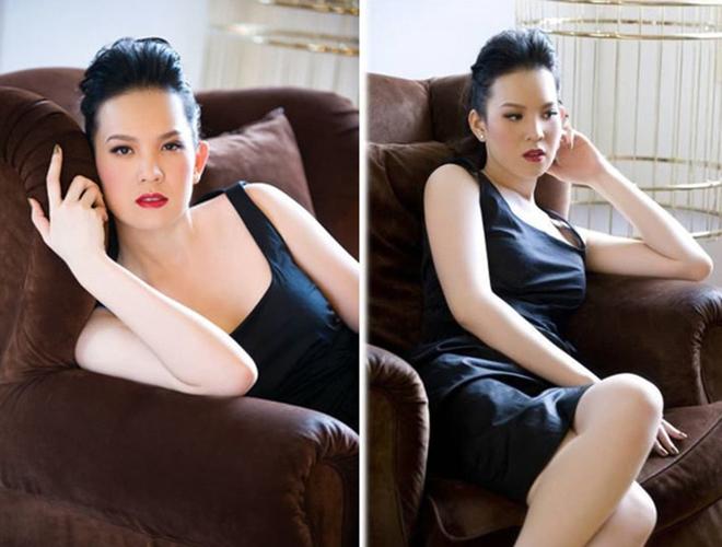 Cuộc sống kín tiếng và nhan sắc tuổi 36 của á hậu Hoa hậu Việt Nam 2002 - Ảnh 3.