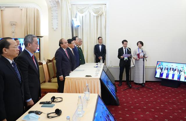 Thủ tướng Nguyễn Xuân Phúc: Tinh thần chủ động và trách nhiệm đã trở thành thương hiệu của ASEAN - Ảnh 1.