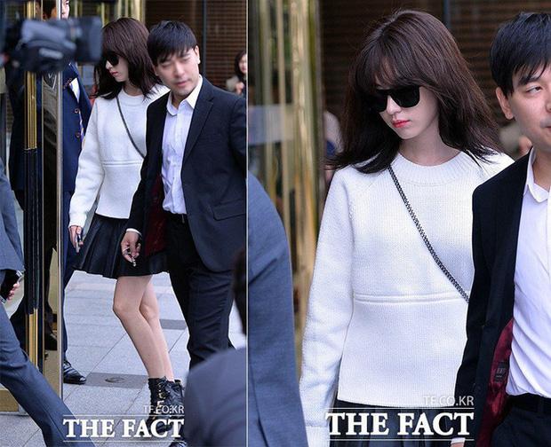 Dàn mỹ nhân phim 4 Mùa sau 2 thập kỷ: Song Hye Kyo - Han Hyo Joo ngập bê bối, Son Ye Jin - Choi Ji Woo lại nở rộ bất ngờ - Ảnh 11.