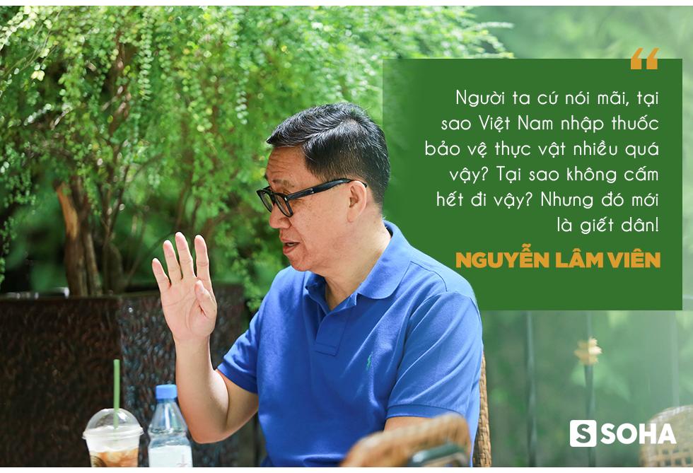 """""""Vua Mít"""" - thắng ở 20 nước, thua ở Việt Nam: Khi thuốc trừ sâu nhập khẩu nhiều hơn xăng - Ảnh 7."""