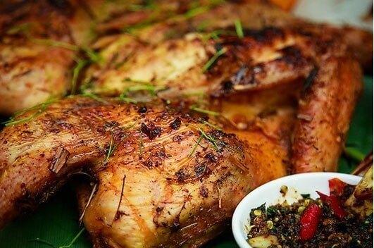 Tiệc Tết Dương lịch với gà nướng bằng nồi chiên không dầu vừa nhàn vừa nhanh - Ảnh 2.