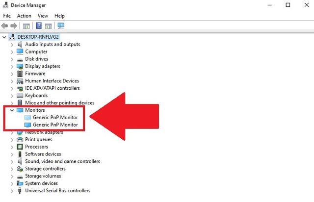 """PC của bạn có bị màn hình ma hay không, đây là cách để phát hiện và """"xử lý"""" - Ảnh 5."""