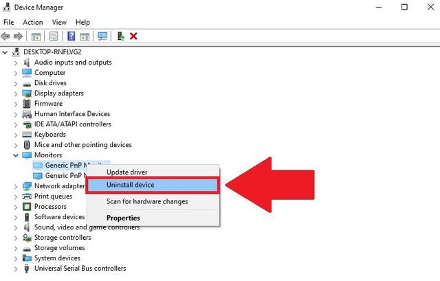"""PC của bạn có bị màn hình ma hay không, đây là cách để phát hiện và """"xử lý"""" - Ảnh 6."""