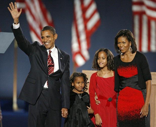 Con gái út nhà Obama: càng lớn càng duyên dáng nhưng lại nổi loạn, khác biệt hẳn với tiêu chuẩn Đệ nhất tiểu thư thường thấy - Ảnh 1.
