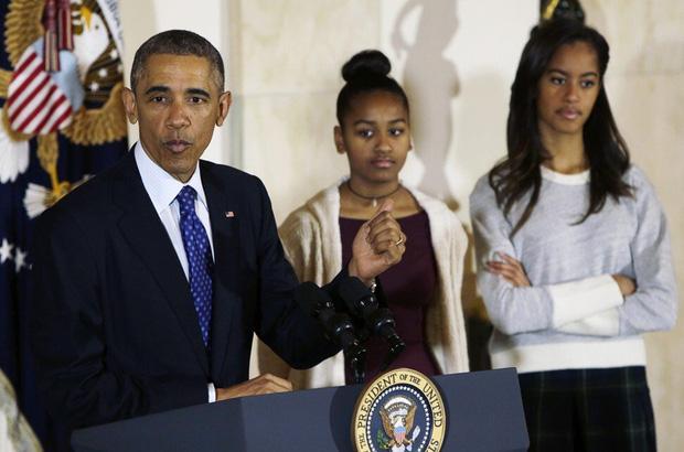 Con gái út nhà Obama: càng lớn càng duyên dáng nhưng lại nổi loạn, khác biệt hẳn với tiêu chuẩn Đệ nhất tiểu thư thường thấy - Ảnh 2.