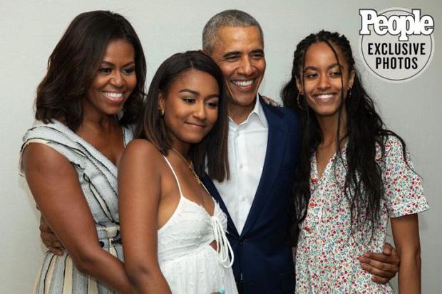 Con gái út nhà Obama: càng lớn càng duyên dáng nhưng lại nổi loạn, khác biệt hẳn với tiêu chuẩn Đệ nhất tiểu thư thường thấy - Ảnh 11.