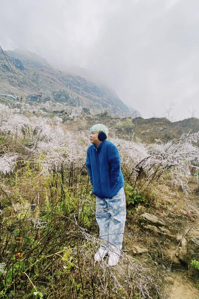 Hội trai xinh gái đẹp tung ảnh check in tuyết ở Y Tý, Sa Pa đẹp hú hồn, không ngờ Việt Nam mình cũng có những nơi thế này! - Ảnh 11.