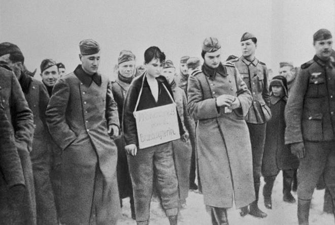Bất khuất nữ chiến binh Xô Viết trong chiến tranh vệ quốc - Ảnh 3.