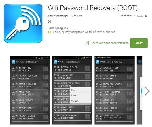 Tiết lộ cách xem password WiFi trên Android cực đơn giản - Ảnh 4.