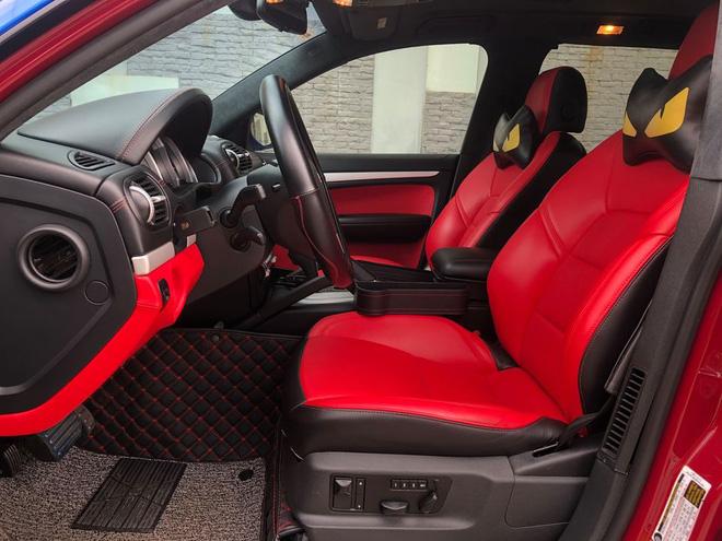 Bán xe sau 10 năm, chủ nhân Porsche Cayenne chua xót chia sẻ: 'Mua mới hơn 10 tỷ, bán chưa được 1 tỷ' - Ảnh 4.