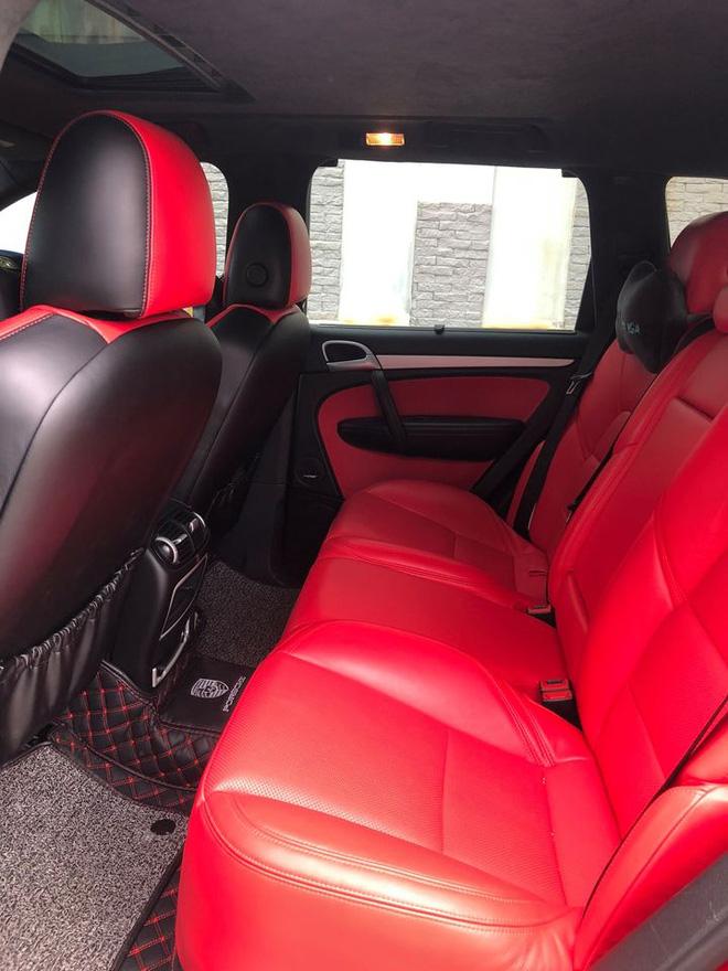 Bán xe sau 10 năm, chủ nhân Porsche Cayenne chua xót chia sẻ: 'Mua mới hơn 10 tỷ, bán chưa được 1 tỷ' - Ảnh 5.