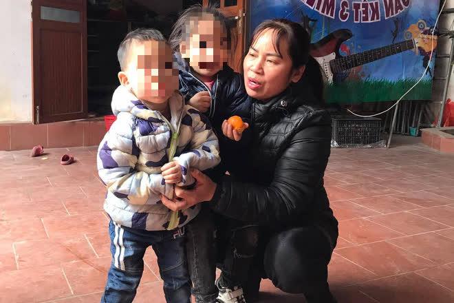 Vụ hai bé bị bỏ rơi ở Hà Nội cùng thư bố mẹ chết rồi: Người bác vẫn muốn cho các cháu làm con nuôi - Ảnh 1.