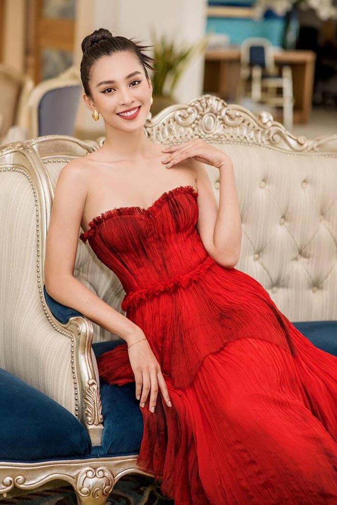 Vẻ gợi cảm của hai hoa hậu Việt có sức hút đặc biệt trong mắt Hồ Ngọc Hà - Ảnh 6.