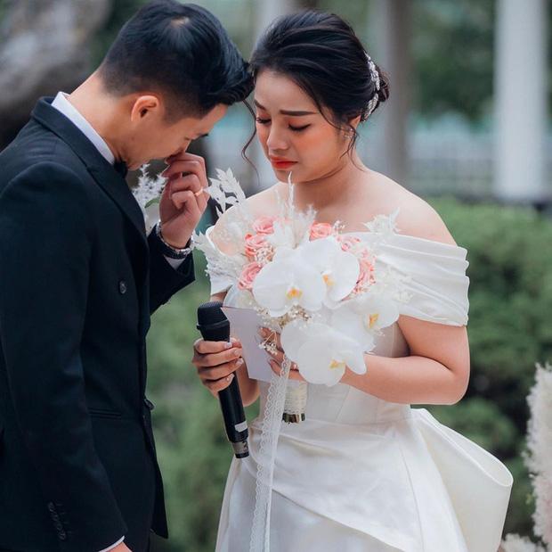 Khánh Linh bật khóc chia sẻ về Tiến Dũng: Em yêu anh vì những điều giản dị - Ảnh 3.