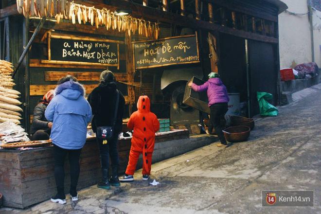 Ảnh: Sa Pa vắng tanh dưới cái lạnh -1 độ C dù trước đó dân tình hồ hởi lên kèo đi săn tuyết - ảnh 8