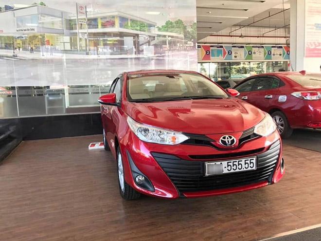 Toyota Vios biển ngũ quý 7 và những màn lên hương tiền tỷ của chiếc sedan hot nhất VN - Ảnh 4.