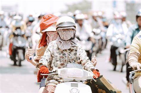 Các tỉnh Nam Bộ chỉ số UV ở ngưỡng nguy cơ gây hại cao đến rất cao - Ảnh 1.