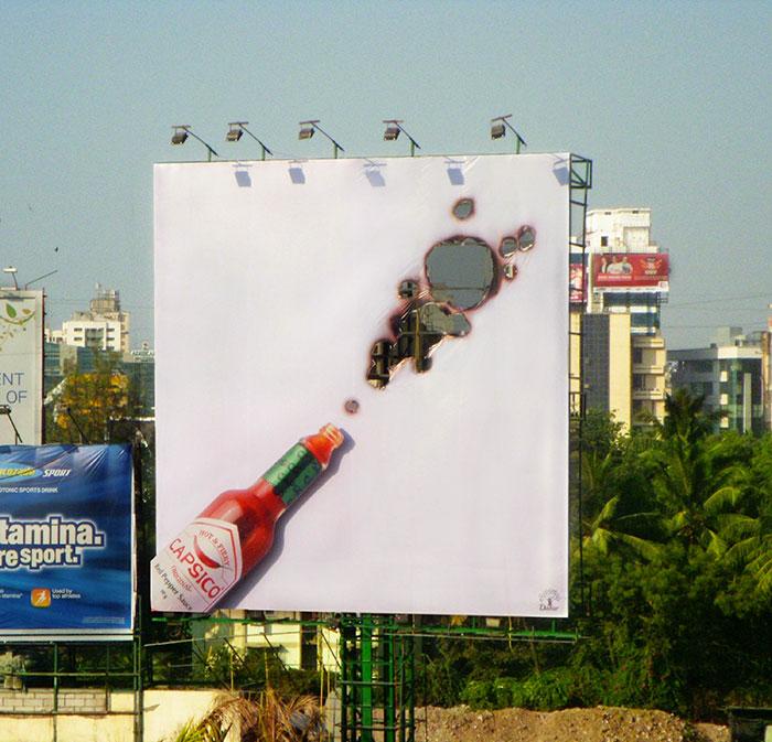 17 tấm biển quảng cáo đỉnh cao nhìn 1 lần là nhớ: Số 7 phải xem vào ban đêm mới hiểu - Ảnh 5.