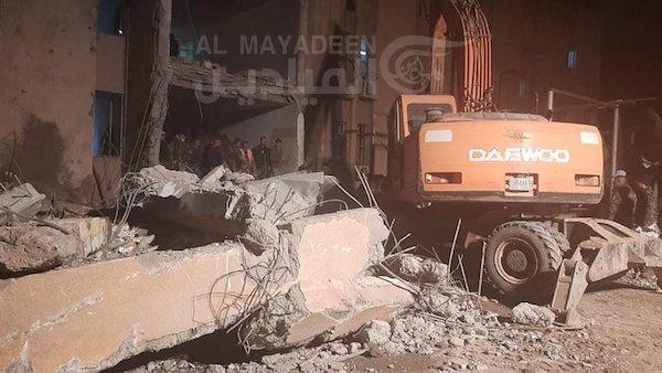Chiến sự Syria: Israel phát động cuộc không kích mới nằm vào thủ đô hành chính Deir Ezzor - Ảnh 1.