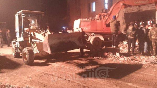 Chiến sự Syria: Israel phát động cuộc không kích mới nằm vào thủ đô hành chính Deir Ezzor - Ảnh 2.