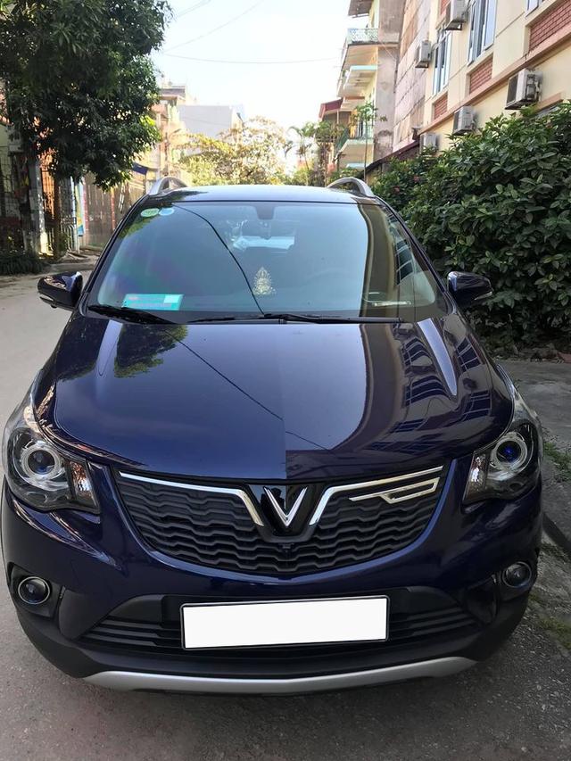 Độ VinFast Fadil bản tiêu chuẩn lên full option, chủ xe bất ngờ rao bán với giá chưa tới 400 triệu, lấy lý do: Cần tiền tiêu Tết - Ảnh 1.