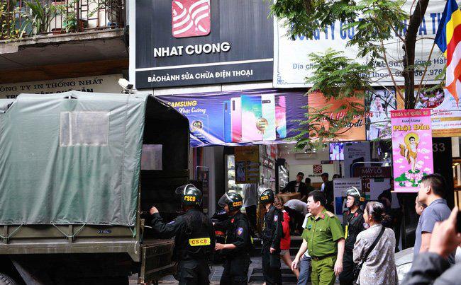 Công ty Nhật Cường chuyển hàng ngàn tỷ đồng ra nước ngoài thông qua 2 tiệm vàng ở Hà Nội?