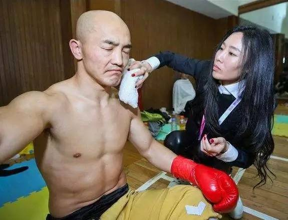 """Lộ bí mật về võ công đáng gờm của chị gái """"Đệ nhất Thiếu Lâm"""" - Ảnh 4."""
