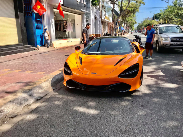 Đại gia Vũng Tàu bí ẩn chi tiền tỷ sắm McLaren 720S Spider thứ 7 tại Việt Nam - Ảnh 1.