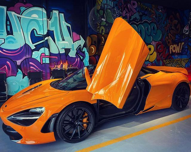 Đại gia Vũng Tàu bí ẩn chi tiền tỷ sắm McLaren 720S Spider thứ 7 tại Việt Nam - Ảnh 2.