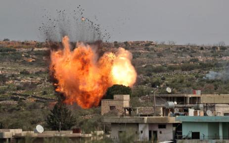 Tình báo Mỹ nhúng tay vụ Israel nã tên lửa hạ sát 57 người ở Syria - Ảnh 1.