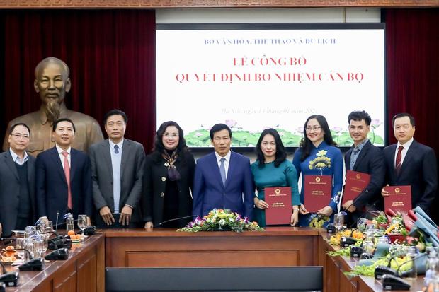NS Xuân Bắc chính thức lên chức Giám đốc Nhà hát Kịch Việt Nam - Ảnh 1.