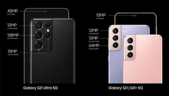 Galaxy S21 series ra mắt tại Việt Nam: Thiết kế mới, hỗ trợ 5G và bút S Pen, giá từ 21.99 triệu đồng - Ảnh 2.