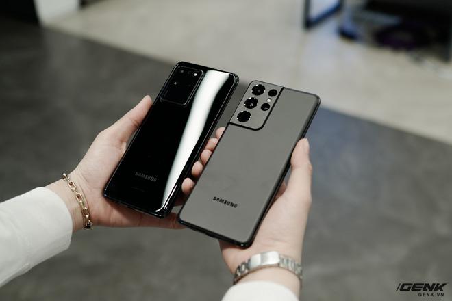 Trên tay Galaxy S21 và S21 Ultra vừa ra mắt: làm chủ cuộc chơi với thiết kế đổi mới, camera nhiều nâng cấp về phần cứng lẫn phần mềm - Ảnh 18.
