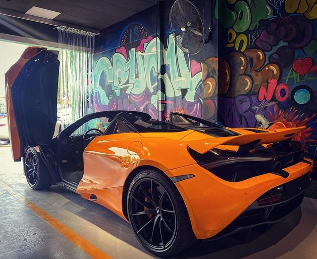 Đại gia Vũng Tàu bí ẩn chi tiền tỷ sắm McLaren 720S Spider thứ 7 tại Việt Nam - Ảnh 3.