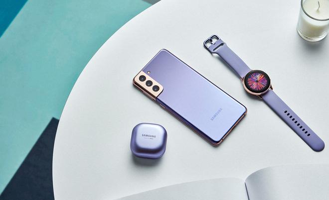 Galaxy S21 series ra mắt tại Việt Nam: Thiết kế mới, hỗ trợ 5G và bút S Pen, giá từ 21.99 triệu đồng - Ảnh 4.