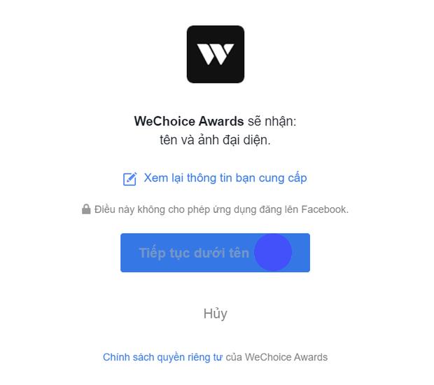 WeChoice Awards 2020: Đây là cách bình chọn cho điều diệu kỳ của chính bạn! - Ảnh 5.