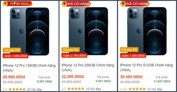 Săm soi giá iPhone 12 những ngày cận Tết: 12 mini giảm giá cực sâu, 12 Pro Max hạ nhiệt - Ảnh 6.
