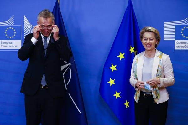 Ông Putin: Không giữ lời hứa, NATO mới là kẻ gây chiến với Nga - ảnh 1