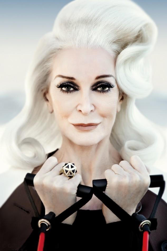 Siêu mẫu 90 tuổi: Đừng bị giới hạn bởi sự già nua, hãy là chính mình như khi đang trẻ khỏe - Ảnh 9.