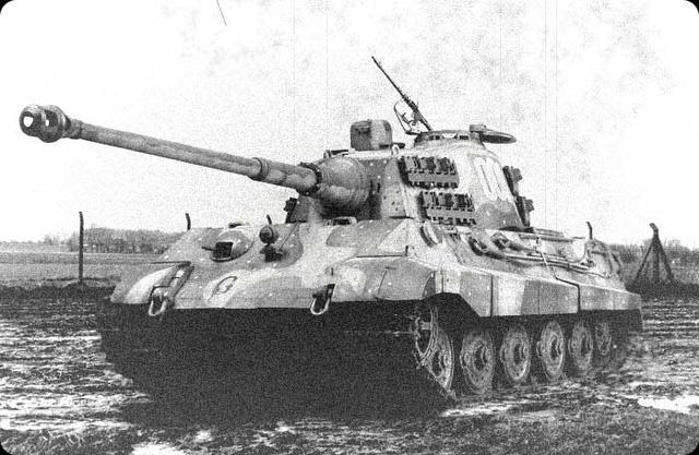 Vì sao kẻ hủy diệt Tiger II không phải cỗ xe tăng mạnh nhất? - Ảnh 1.