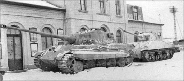 Vì sao kẻ hủy diệt Tiger II không phải cỗ xe tăng mạnh nhất? - Ảnh 2.