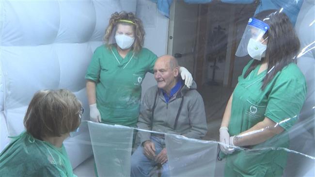 Căn phòng ôm ấp tại các viện dưỡng lão Italy - Ảnh 2.