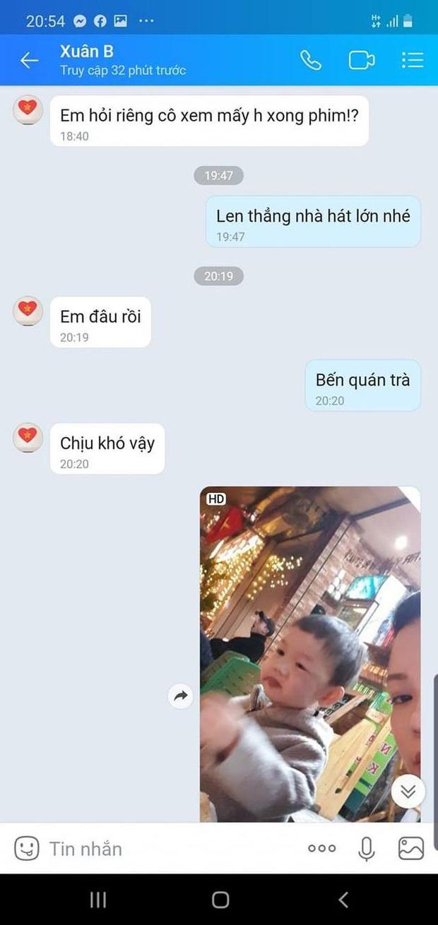 Tin nhắn hé lộ về người vợ đằng sau Giám đốc Nhà hát Kịch Việt Nam Xuân Bắc - Ảnh 1.