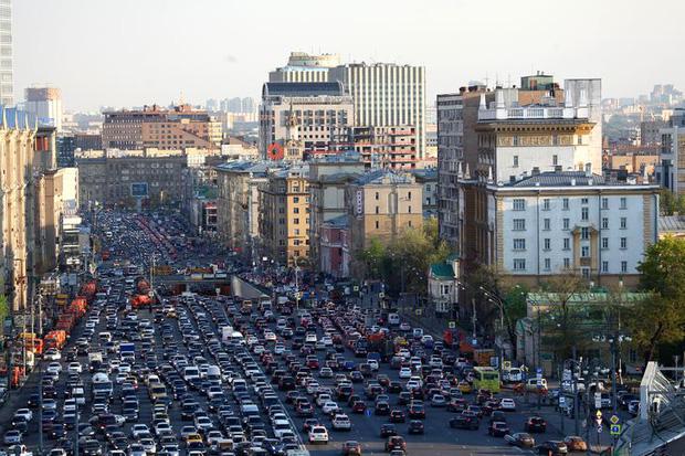 Hình ảnh lúc tắc đường vào giờ cao điểm ở các quốc gia trên thế giới: Đúng là mỗi nước mỗi khác, giao thông Việt Nam chưa hẳn tệ nhất - Ảnh 8.
