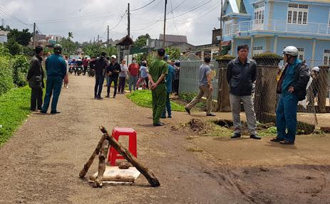 [NÓNG] Nghi án bố sát hại 2 con trong đêm rồi tự tử ở Phú Thọ