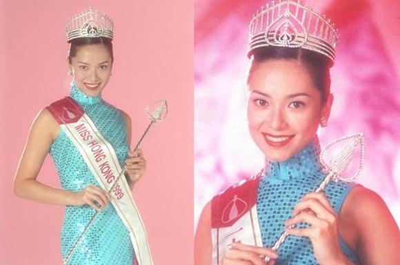 Hoa hậu Hong Kong mất sự nghiệp vì tai tiếng giật chồng, bỏ thai ra sao ở tuổi U50? - Ảnh 1.