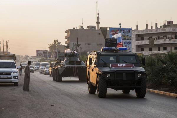 Tình hình Syria: Nga đưa thêm quân tới sát biên giới Syria - Thổ Nhĩ Kỳ - Ảnh 2.