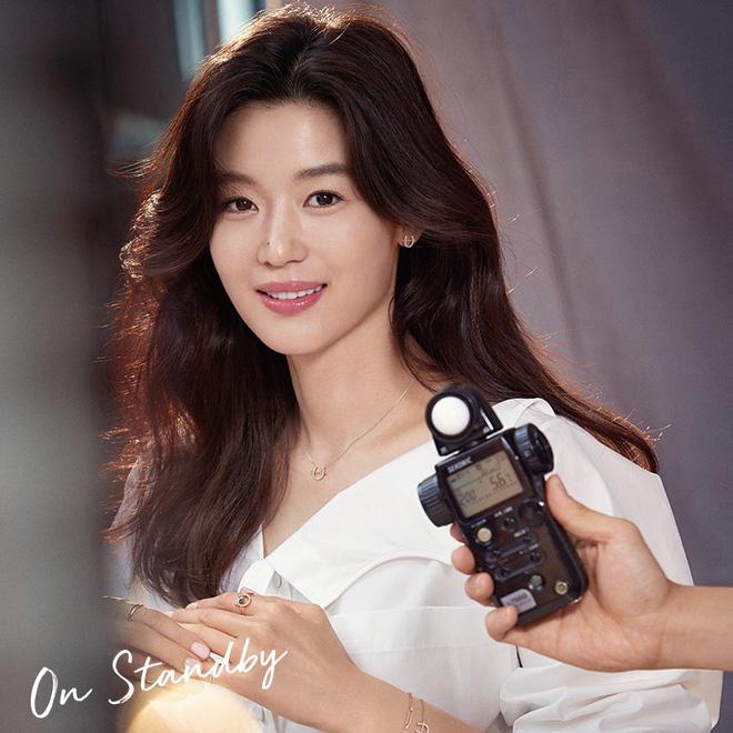 3 mỹ nhân được tôn là tình đầu quốc dân xứ Hàn: Nhan sắc huyền thoại - ảnh 12