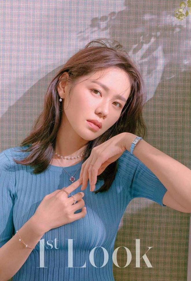 3 mỹ nhân được tôn là tình đầu quốc dân xứ Hàn: Nhan sắc huyền thoại - ảnh 3