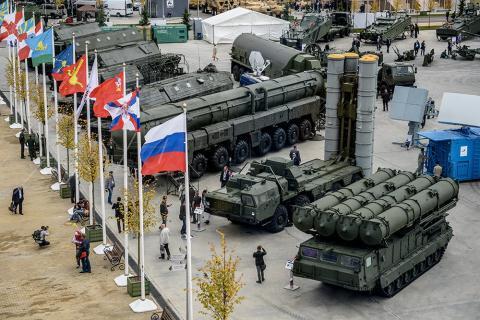 Khám phá những sự kiện lớn của Quân đội Nga năm 2021 - ảnh 8
